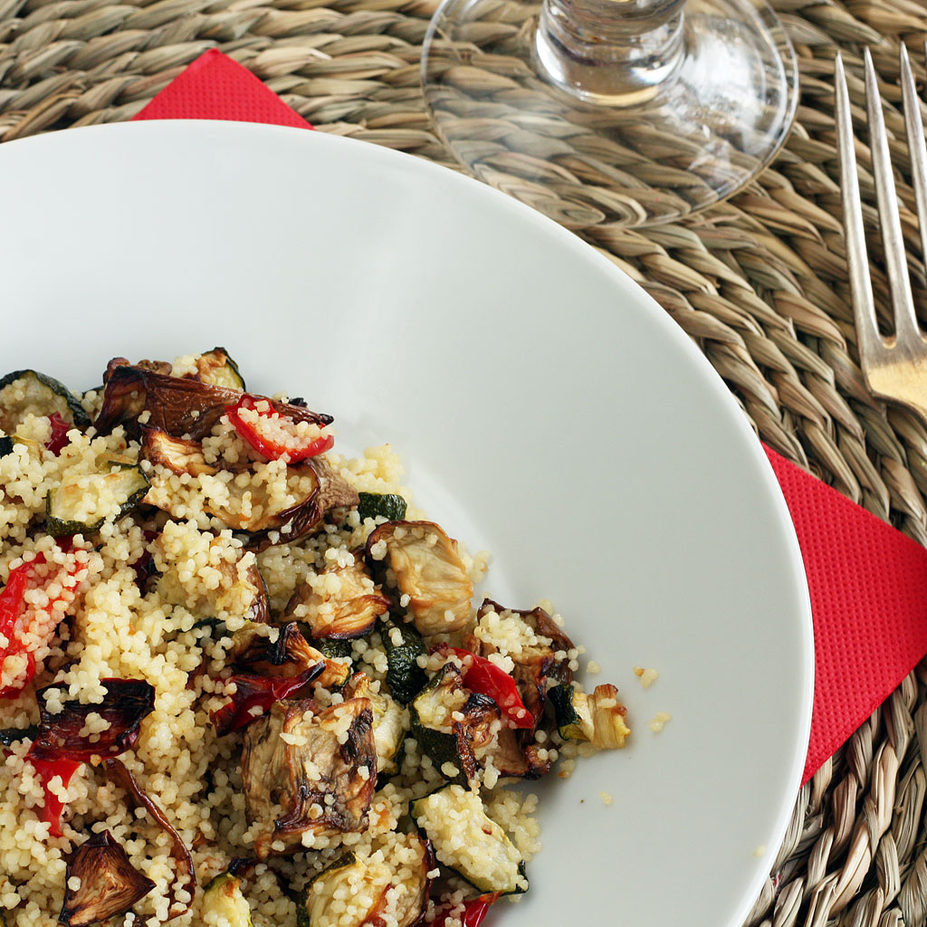 Light Couscous Recipe