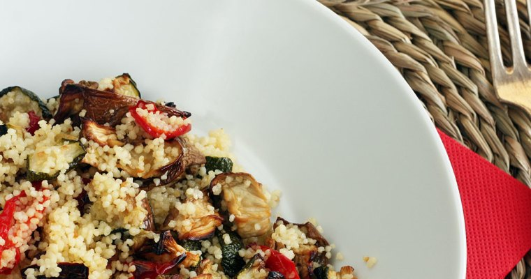 Light Couscous Recipe