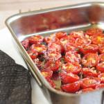 Irresistible Roasted Tomatoes