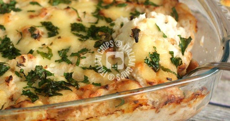 Comforting Cauliflower Gratin
