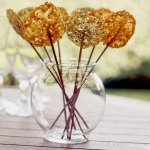 Beautiful Cheese Lollipop