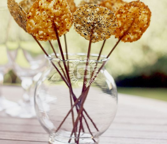 cheese lollipop