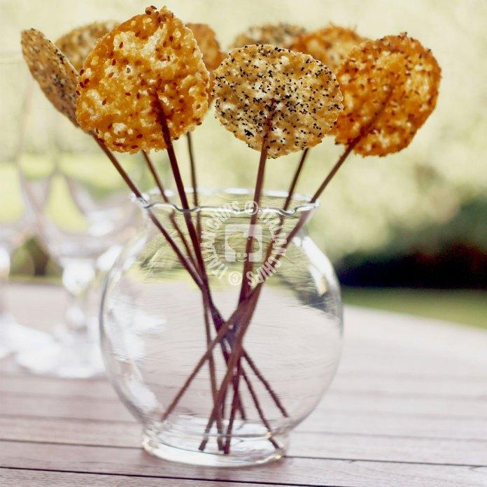 cheese lollipop