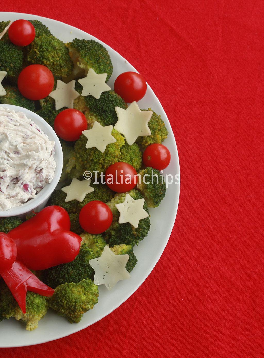 vegetarian christmas recipes filo pastry