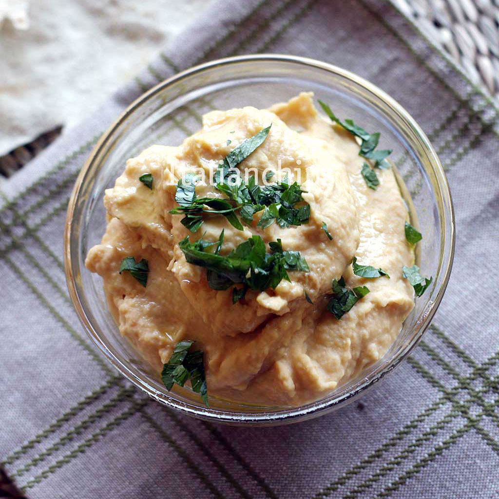 Hummus Tahini, We Just Love It!