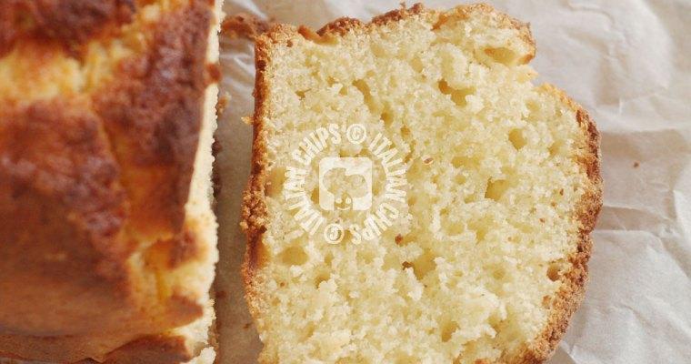 Ricotta Plumcake