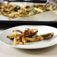 Zucchine al forno de-li-zi-o-se