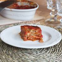 Parmigiana di melanzane al forno non fritte