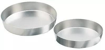 tortiere coniche alluminio