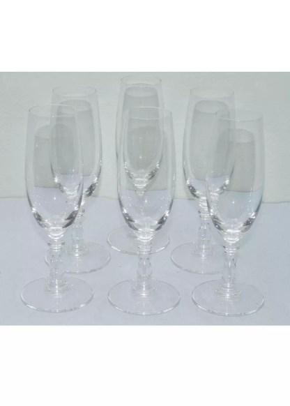 Alessi - Dressed Bicchieri Champagne 6 pz