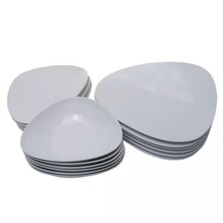 colombina plates