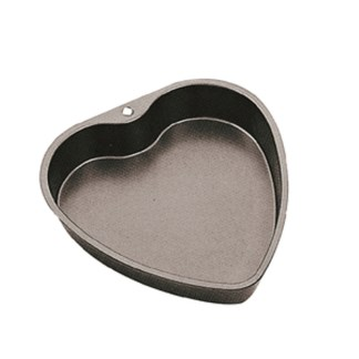 Paderno - Baking pan heart