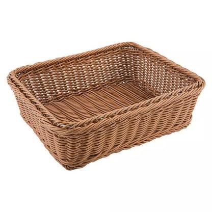 Brown bread basket