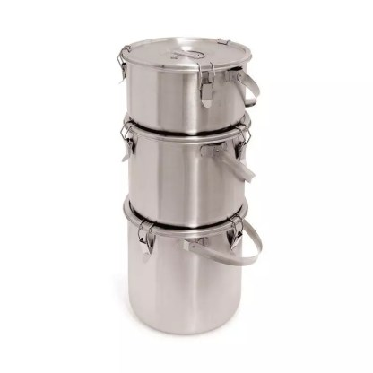 Insulated container stainless steel