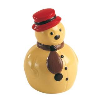 snowman mould