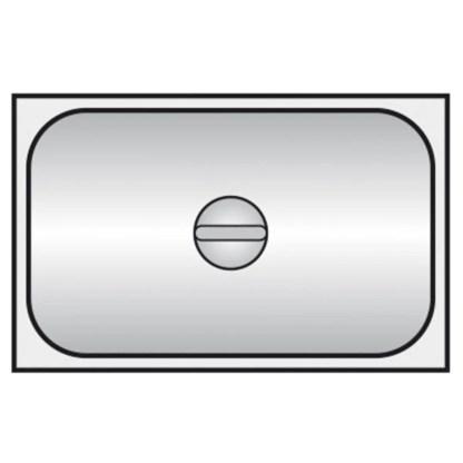 coperchio acciaio