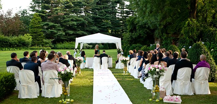 Abbazia di Santo Spirito, a country wedding by Lake Maggiore