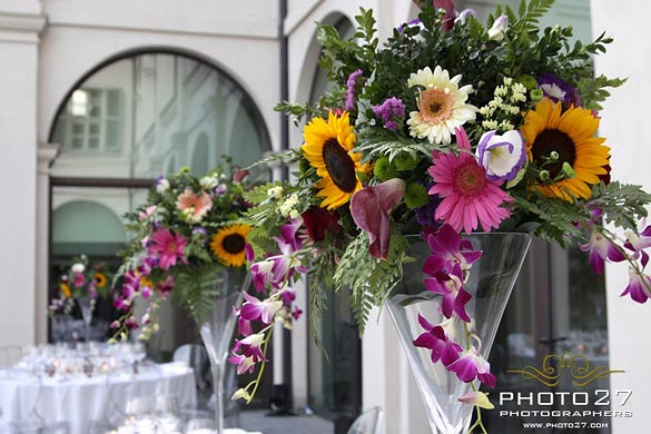 wedding florist in Langhe Piedmont