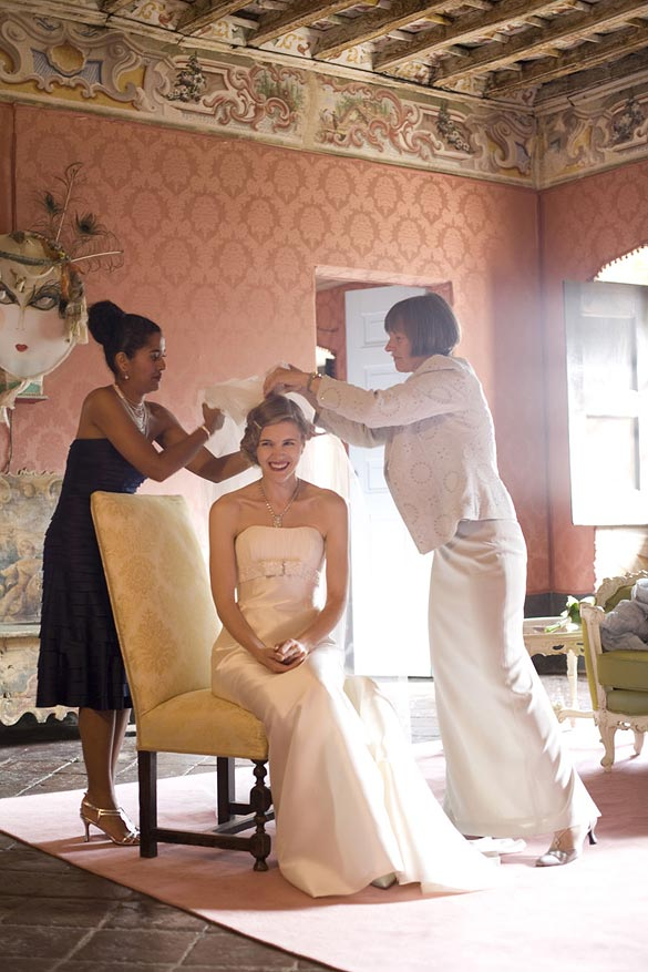 wedding hairdresser in Cumiana Torino