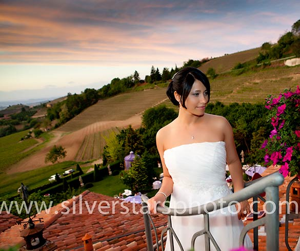 country wedding in a romantic villa in Langhe 1113