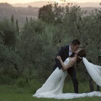 A Wedding in Tuscany an Icon for Italian Destination Weddings