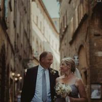 A romantic elope in Tuscany