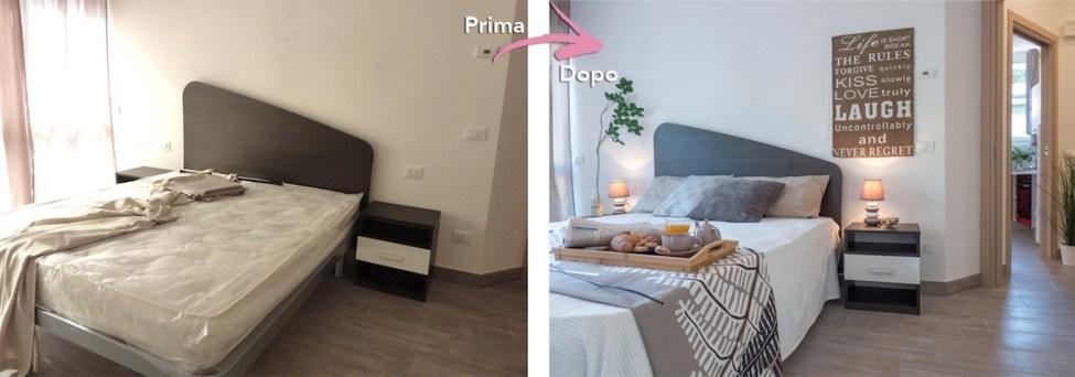 Mirna Casadei camera da letto singola