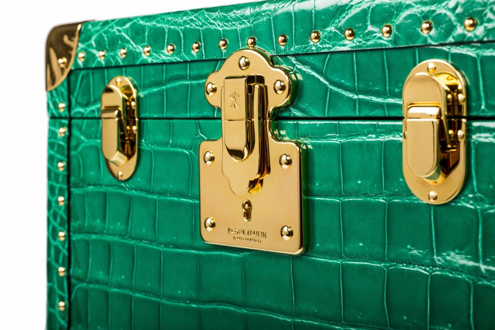 Royal Trunk verde