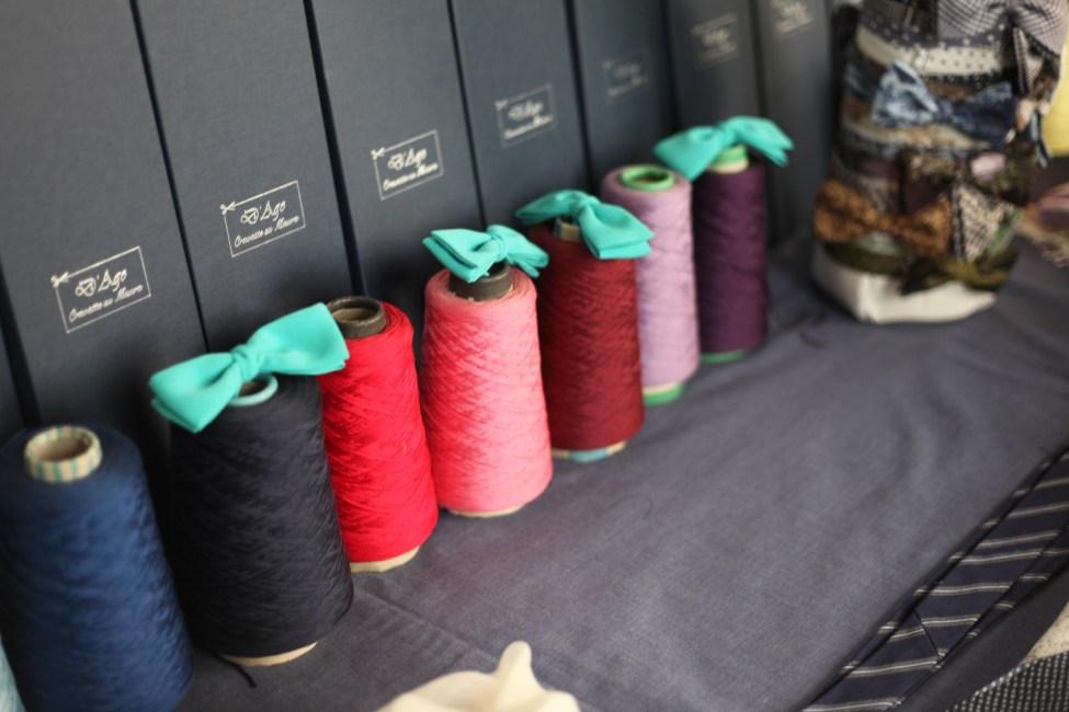 D'Ago cravatte ad Artigianato e Palazzo dettaglio