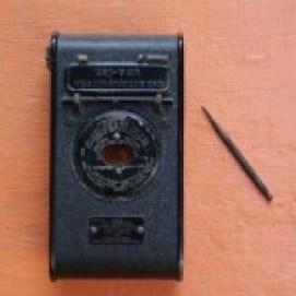 Kodak Vest Pocket Autographic e pennino