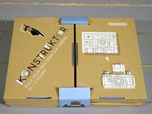 La confezione della Konstruktor