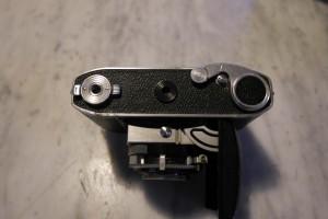 Il fondello della fotocamera