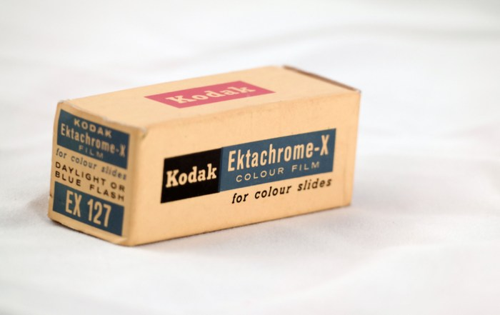 kodak Ektachrome old