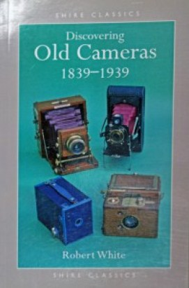 White classic cameras