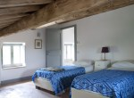 Casa San Nicola Holiday House Le Marche Italy Attic