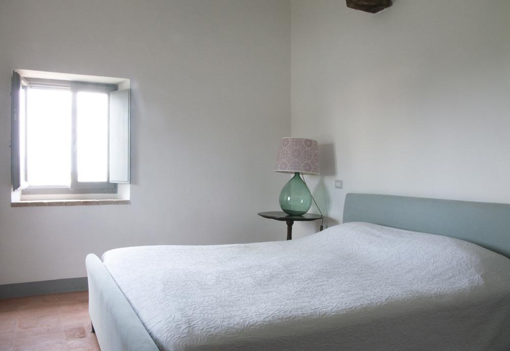 Casa San Nicola Holiday House Le Marche Italy Bedroom