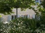 Casa San Nicola Holiday House Le Marche Italy Garden