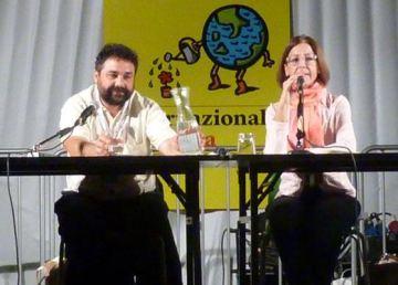 Ferrara 10. Ugo Biggeri, Banca Etica e Debora Rosciani, Radio24