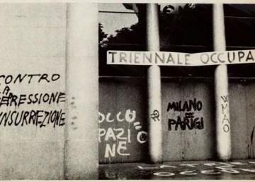 """""""1968 triennale milano"""" di ignoto - Almanacco 1968 di Storia illustrata. Con licenza Pubblico dominio tramite Wikipedia - https://it.wikipedia.org/wiki/File:1968_triennale_milano.jpg#/media/File:1968_triennale_milano.jpg"""