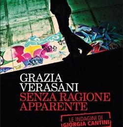 Copertina Senza ragione apparente - Feltrinelli 2015