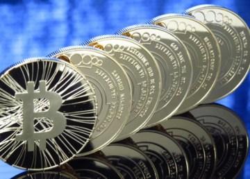 Il Bitcoin. Cortesia dell'autore