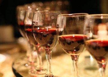 Wine tasting Contest in Shenzhen. fonte: noviceromano