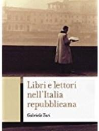 Copertina: Libri e lettori nell'Italia repubblicana