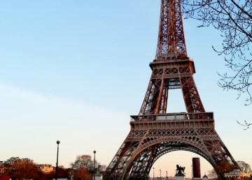 Tour Eiffel (foto di Lorenza Rallo ©)