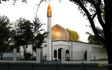 A view of the Al Noor Mosque on Deans Avenue in Christchurch, New Zealand, taken in 2014. (Photo: REUTERS/SNPA/Martin Hunter) Read more at https://www.channelnewsasia.com/news/singapore/christchurch-shootings-singapore-leaders-express-condolences-11349240