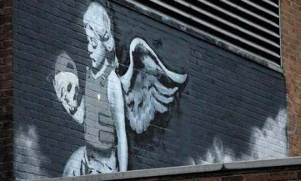 La Street Art di Banksy