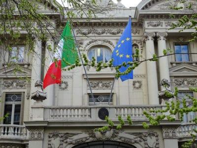 Ambasciata d'Italia a Madrid