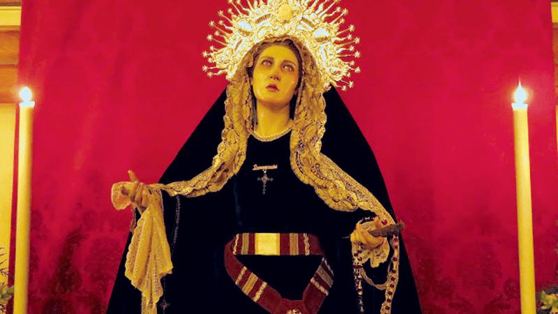 La parrocchia di Santa Maria Goretti