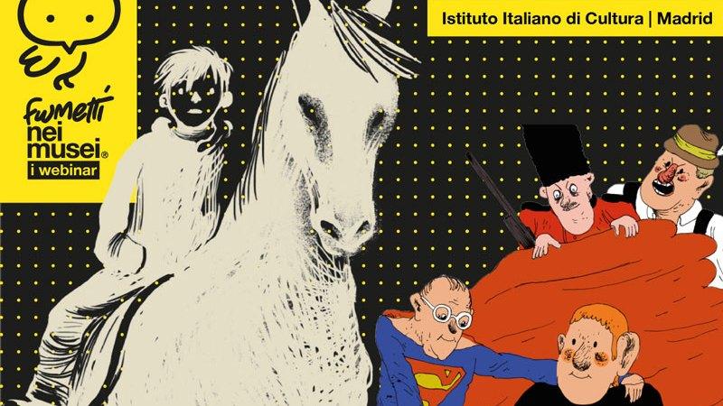 Ambasciata: L'italiano creativo tra letteratura, immagini e fumetti