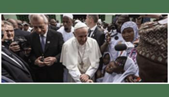 BANGUI (REPUBBLICA CENTRAFRICANA), PAPA FRANCESCO INCONTRA LA COMUNITA' MUSULMANA